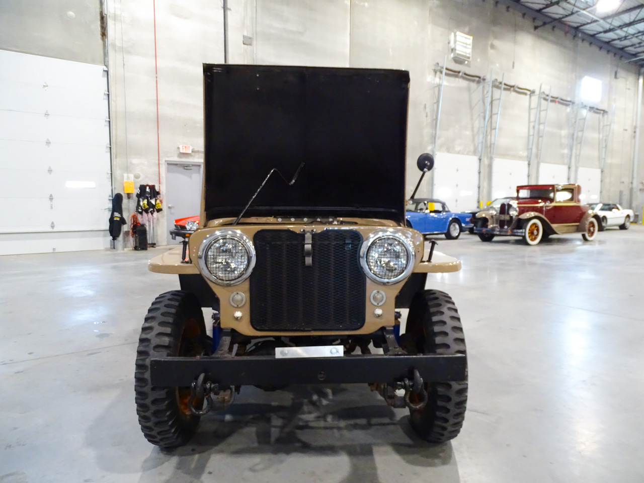 1948 Willys Jeep 67