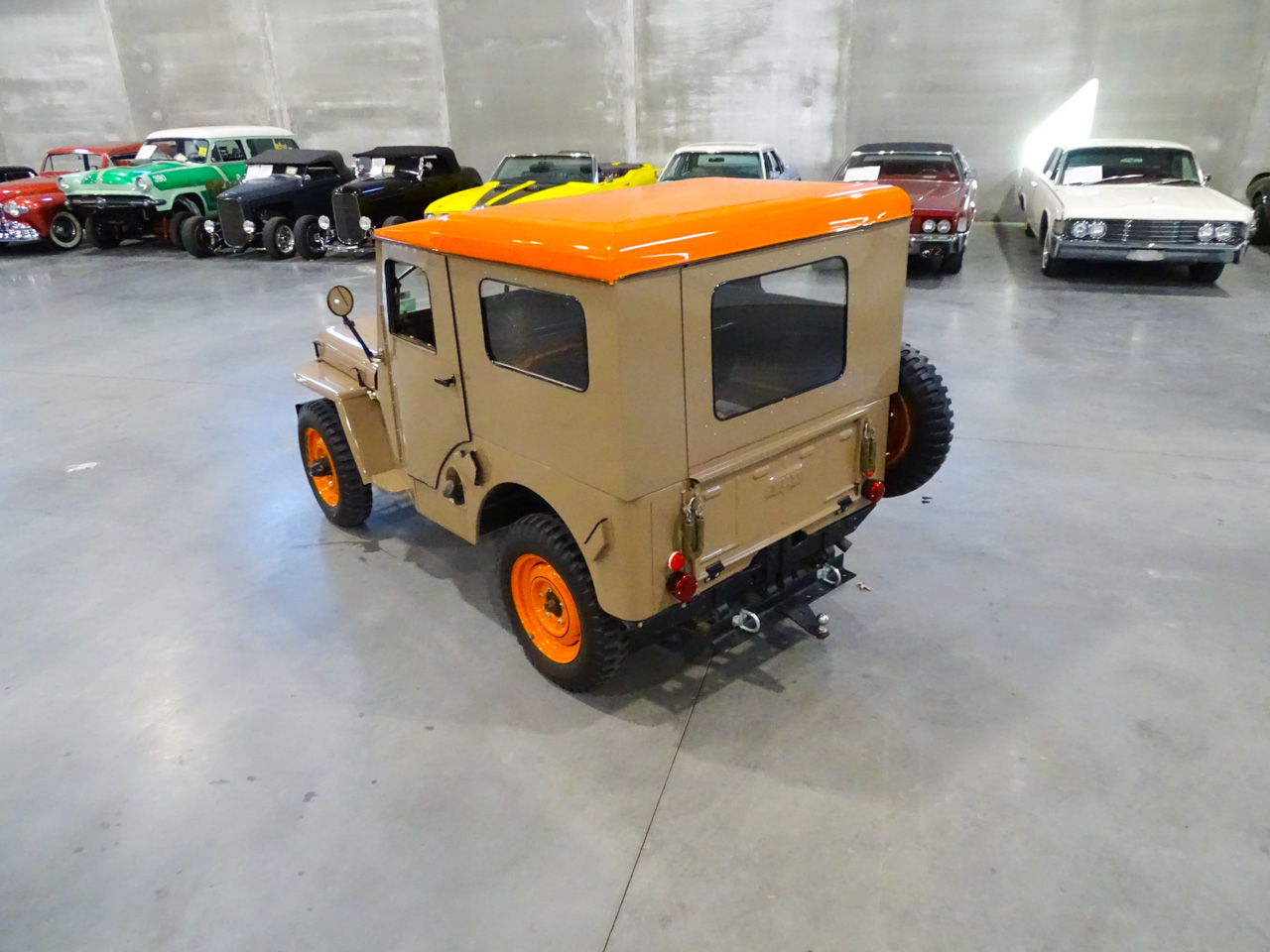 1948 Willys Jeep 84