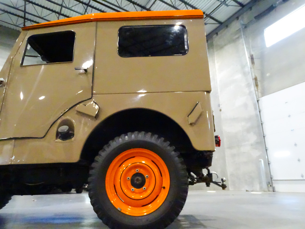 1948 Willys Jeep 23