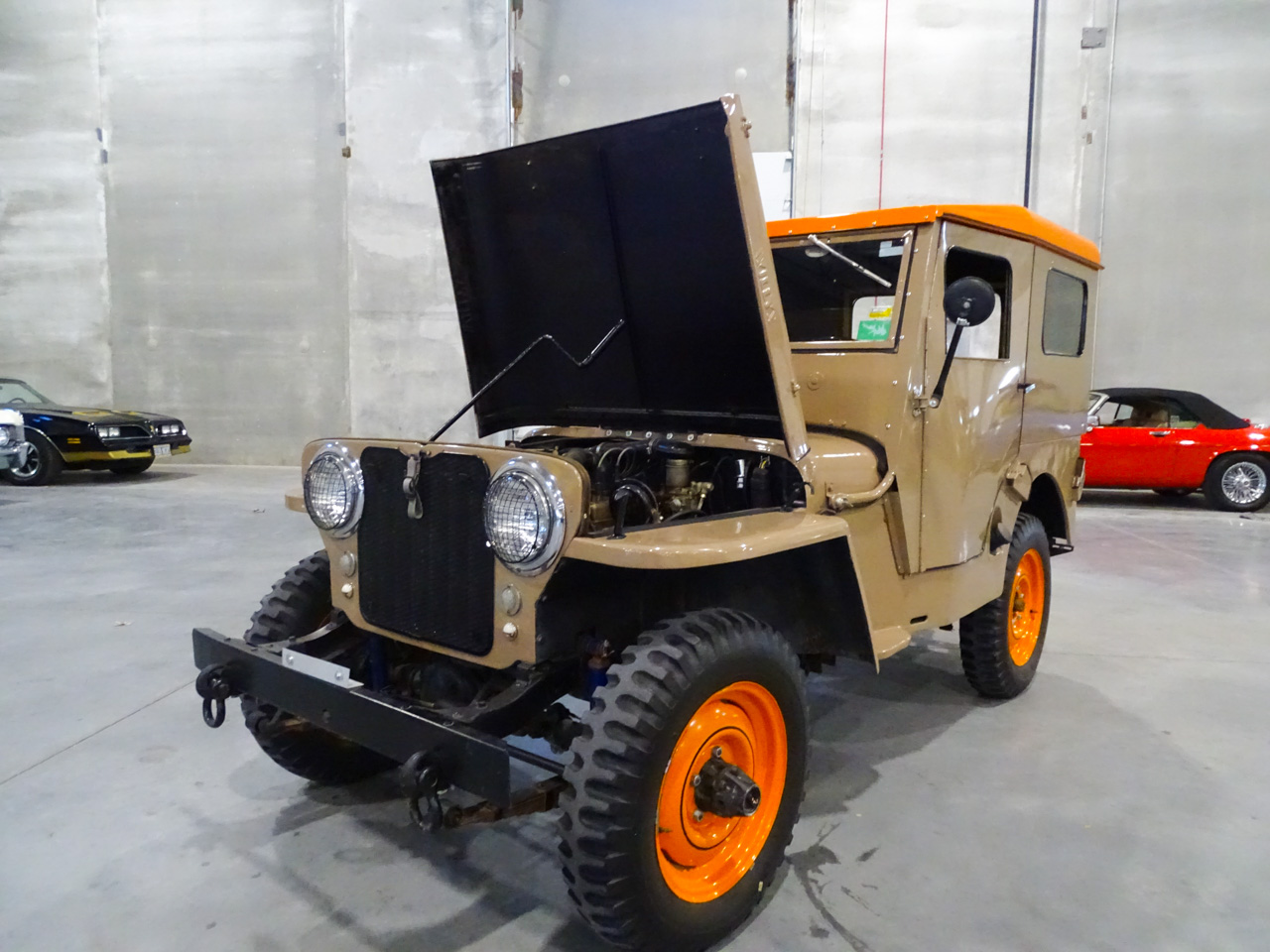 1948 Willys Jeep 68