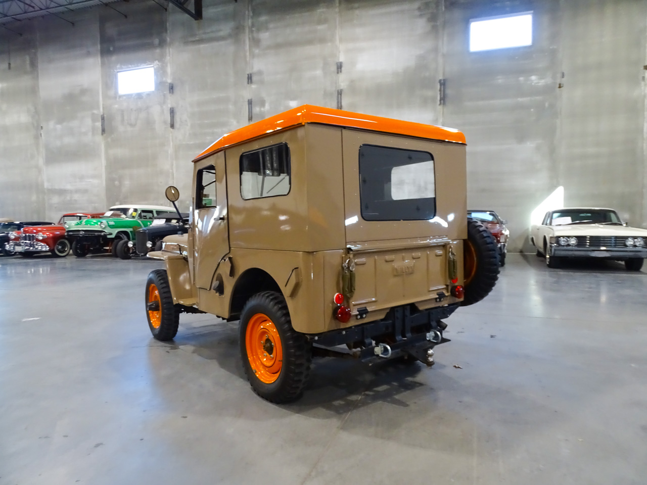 1948 Willys Jeep 5