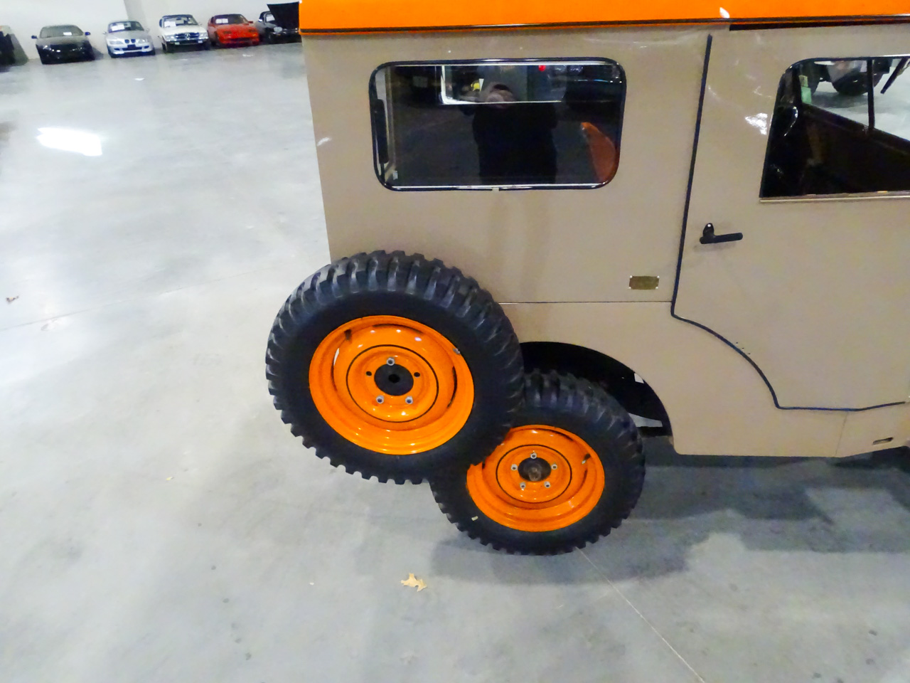 1948 Willys Jeep 24