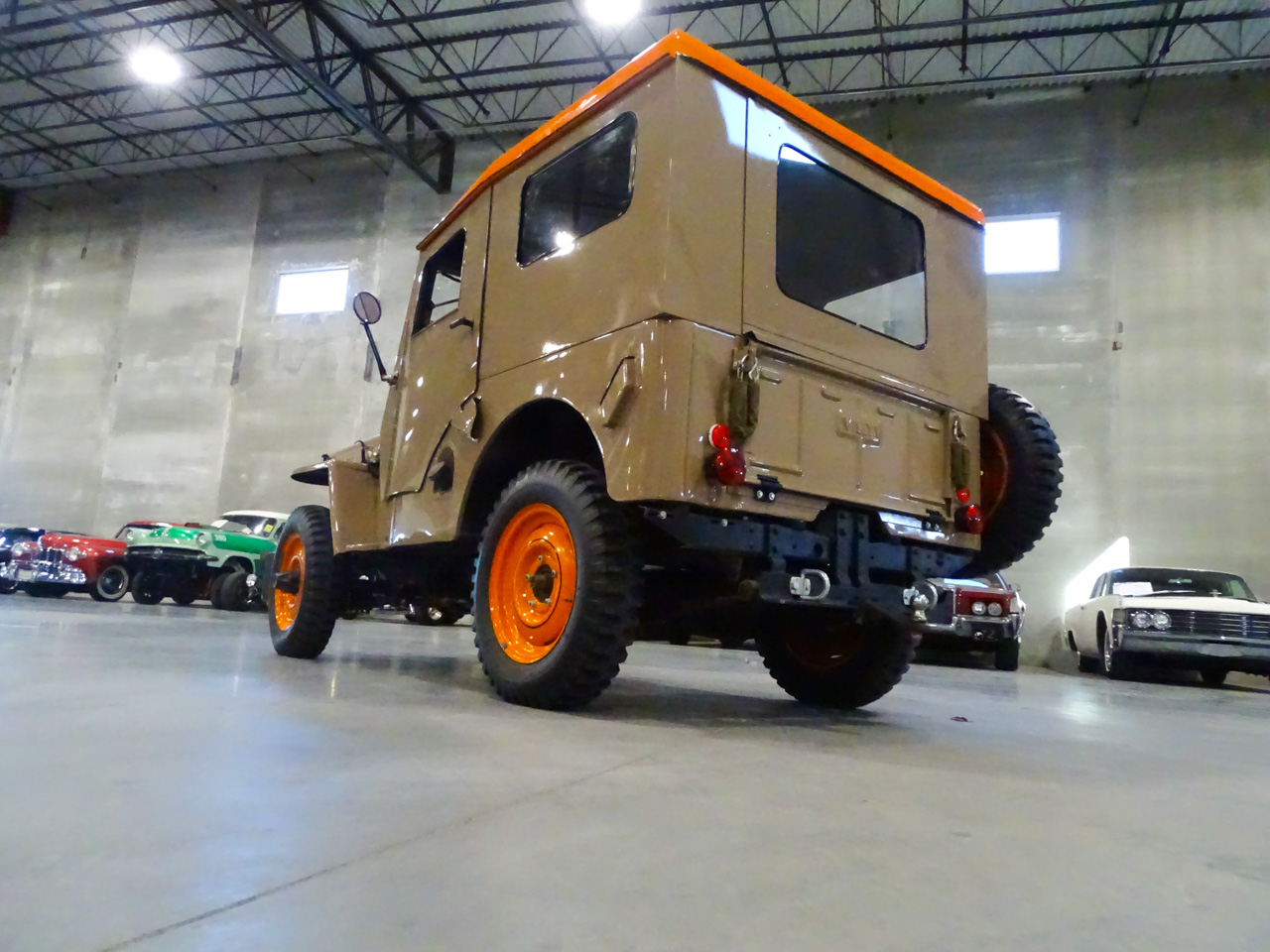 1948 Willys Jeep 6