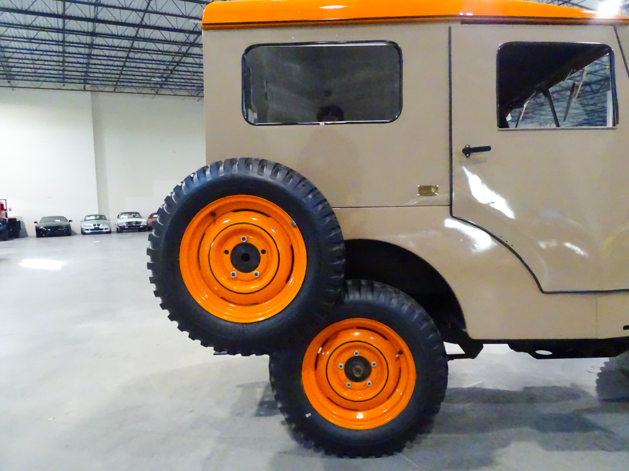 1948 Willys Jeep 25