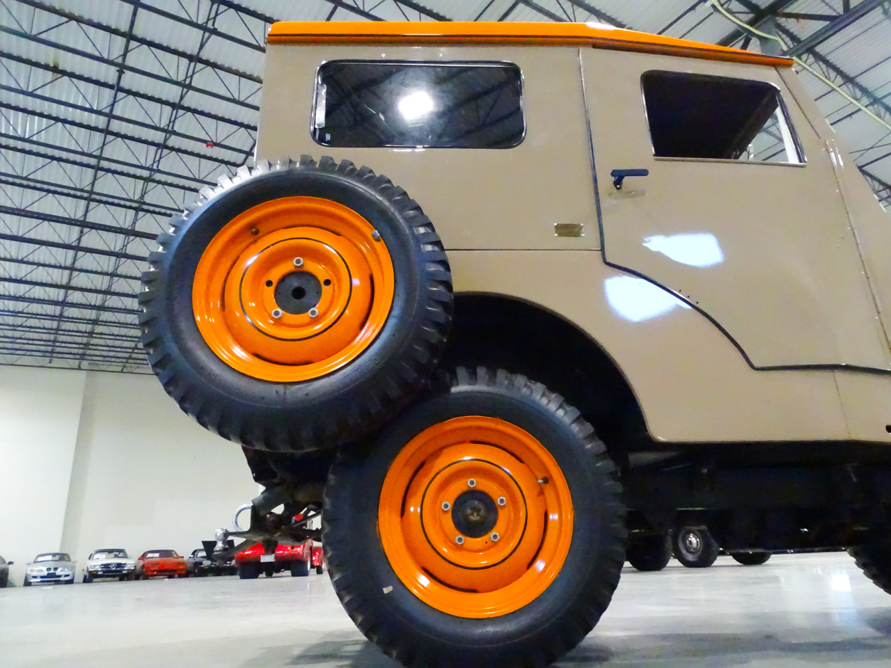1948 Willys Jeep 26