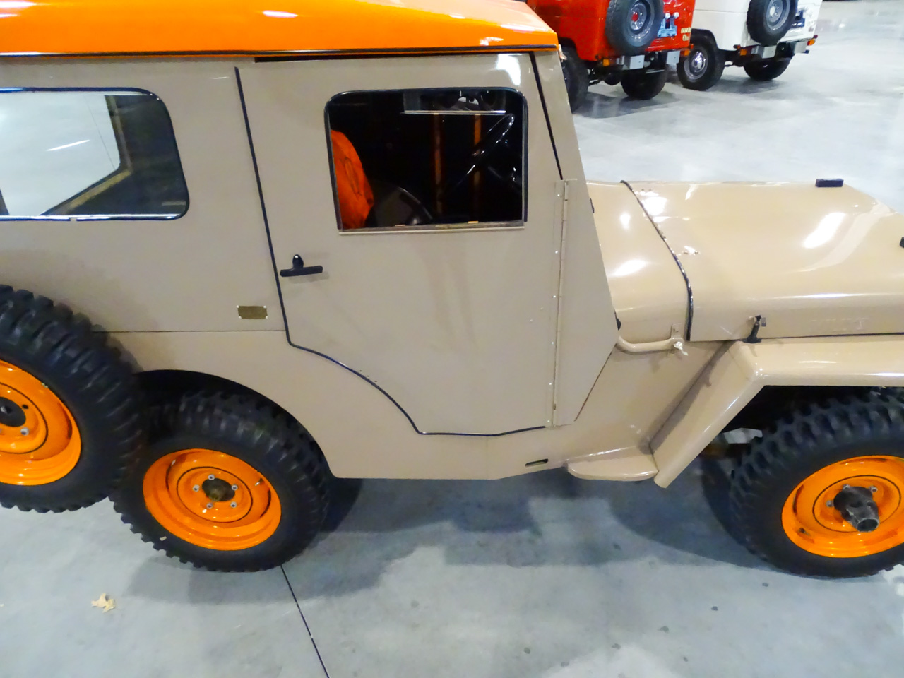 1948 Willys Jeep 27