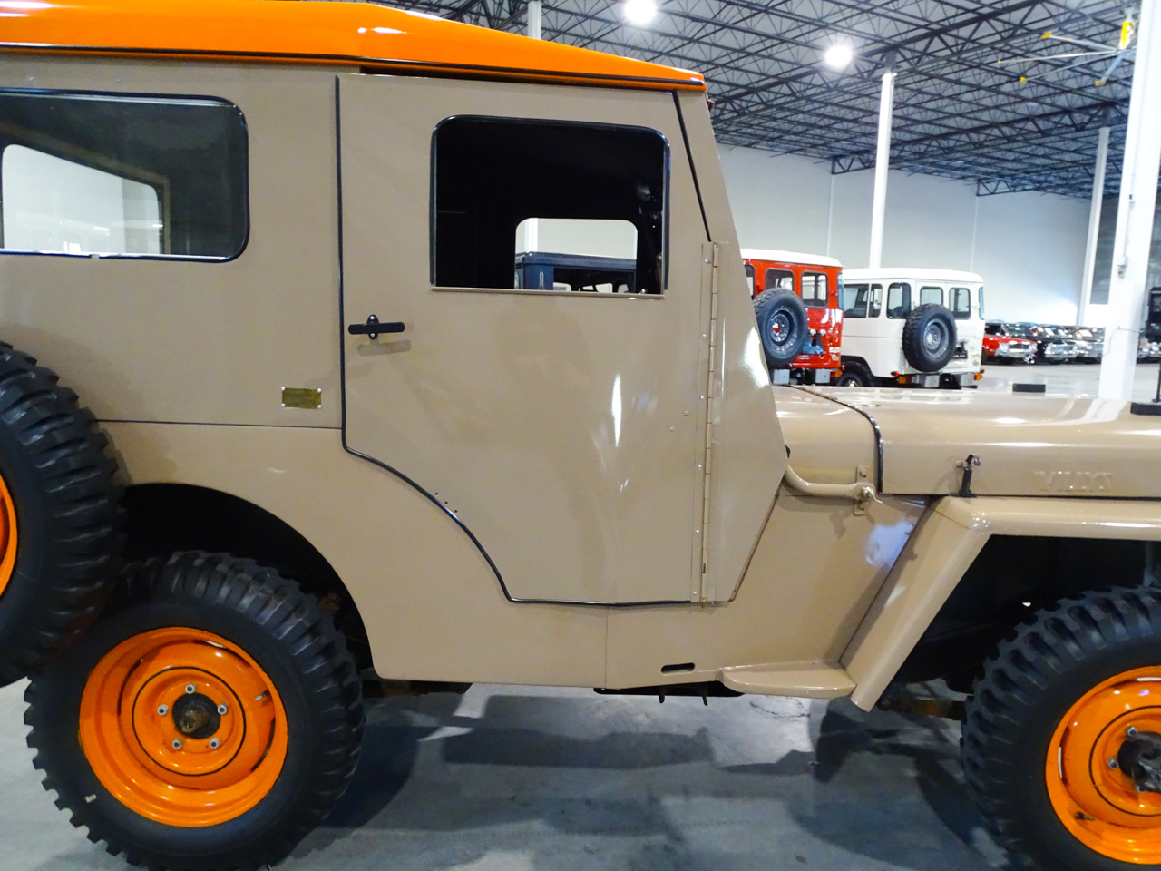 1948 Willys Jeep 28