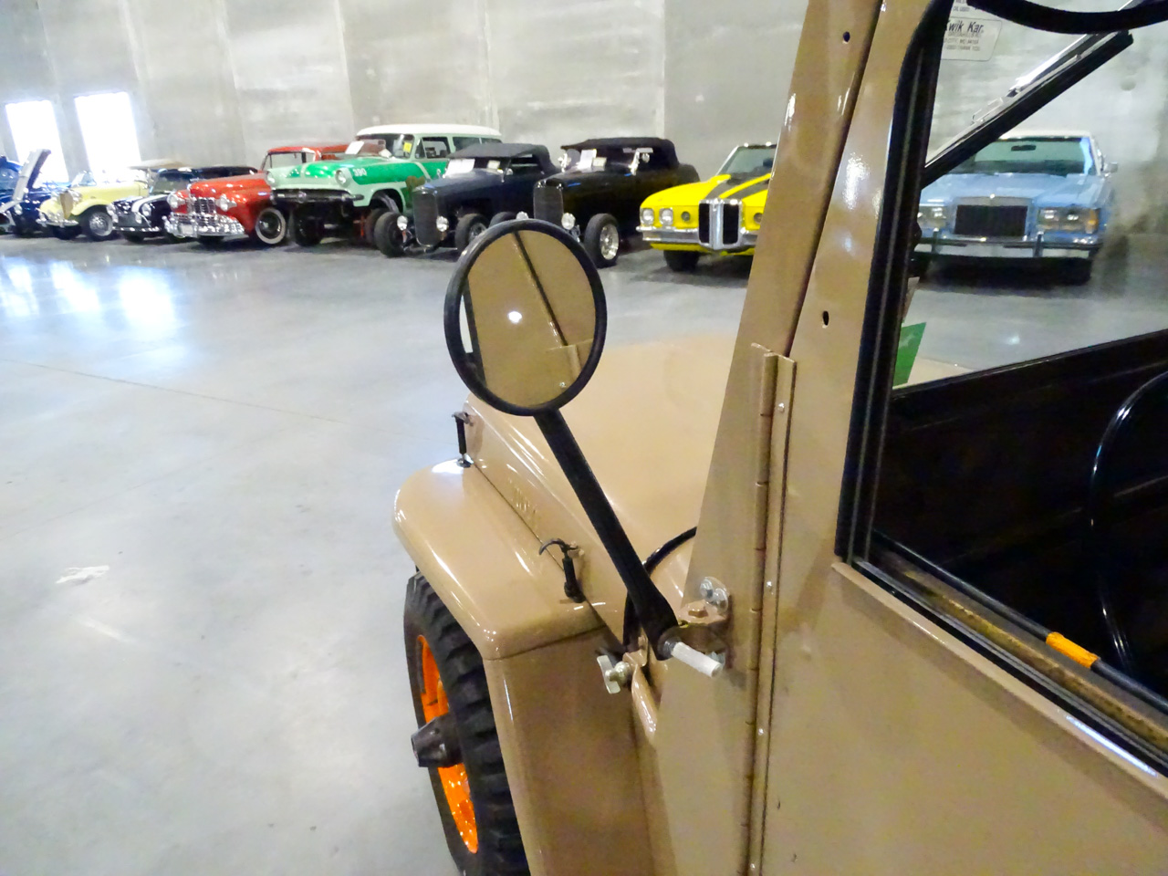1948 Willys Jeep 50
