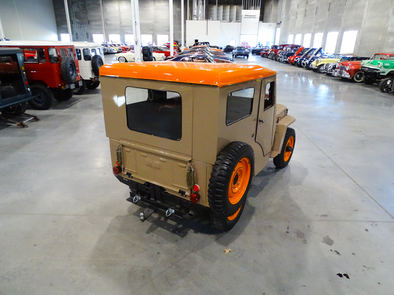 1948 Willys Jeep 88