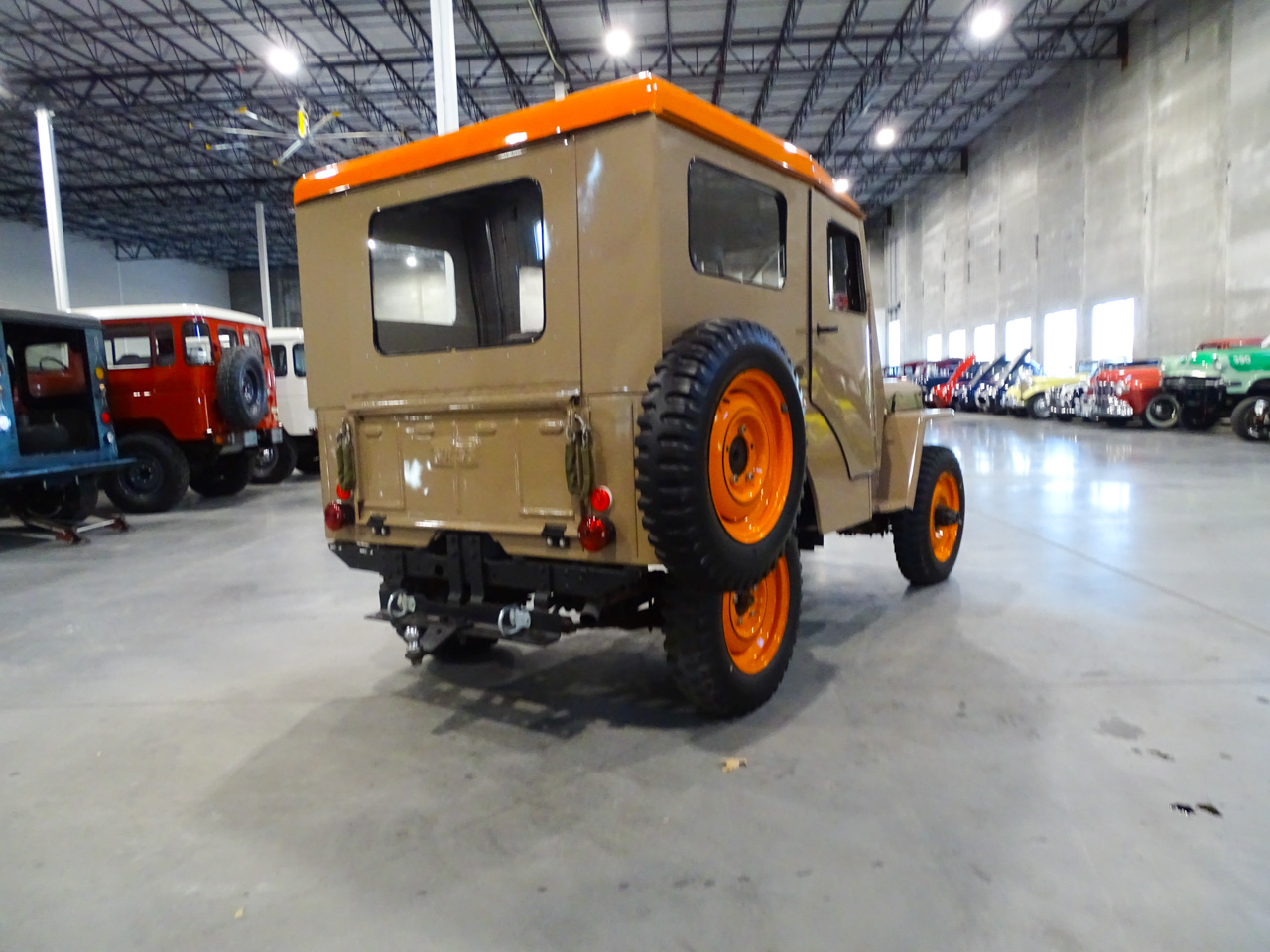 1948 Willys Jeep 9