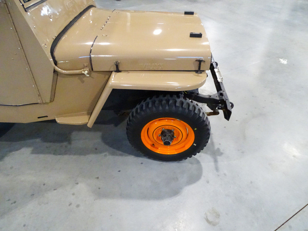 1948 Willys Jeep 30