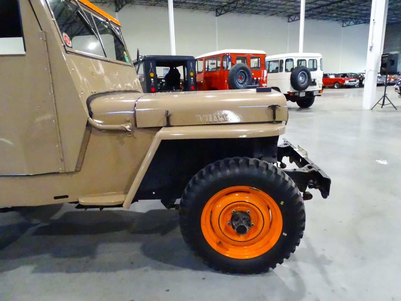 1948 Willys Jeep 31