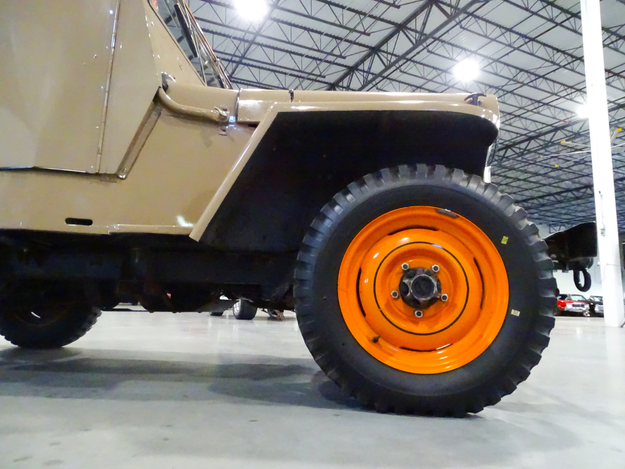 1948 Willys Jeep 32
