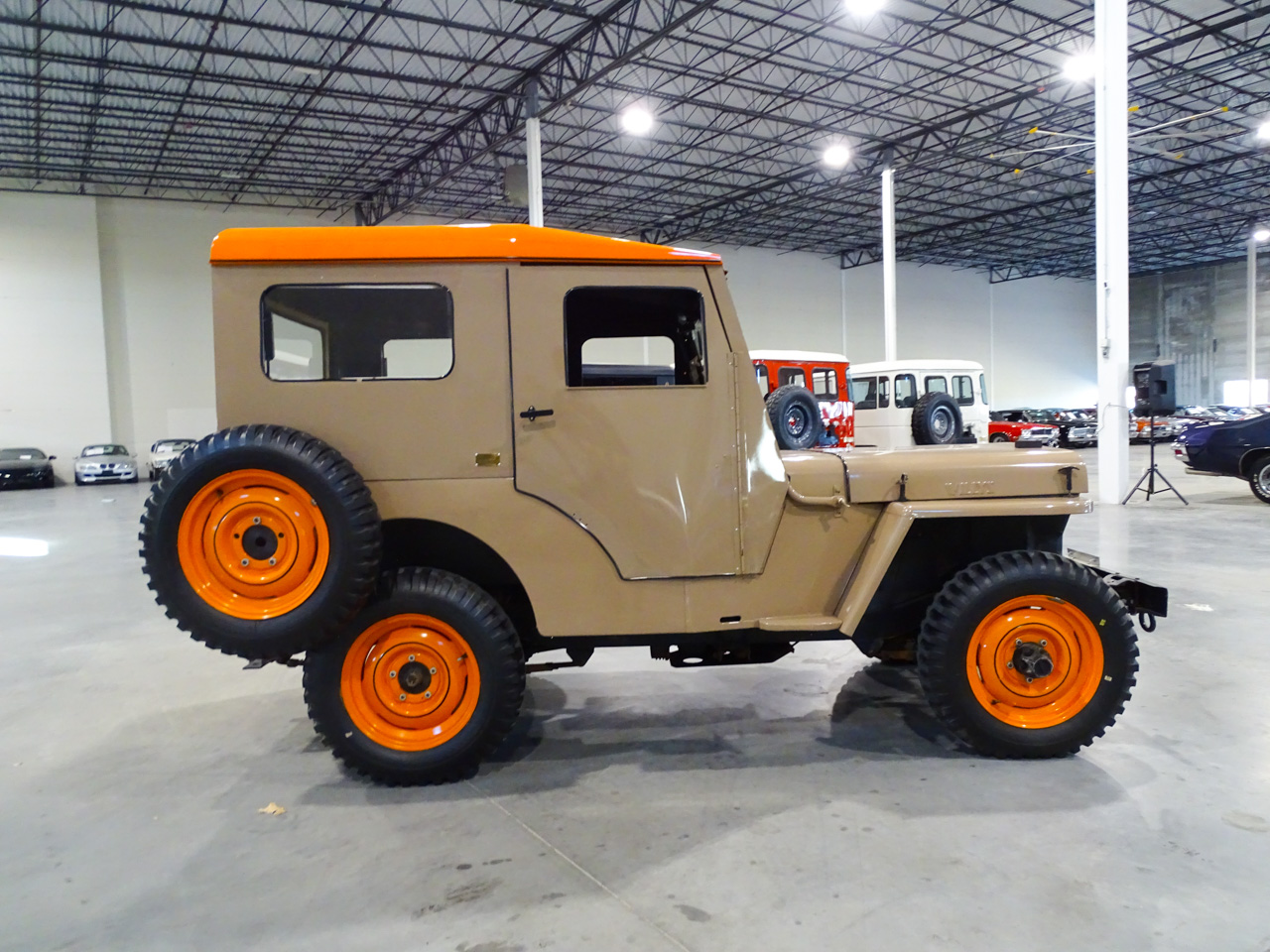 1948 Willys Jeep 11