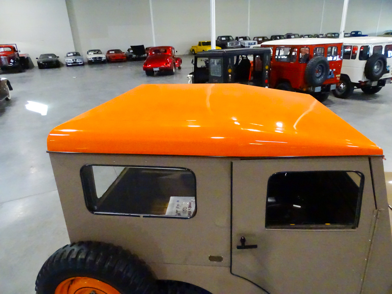 1948 Willys Jeep 33