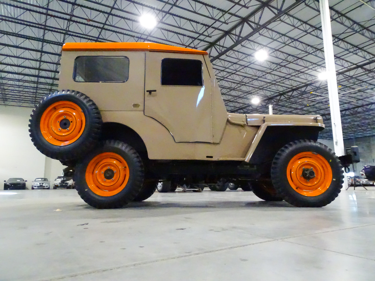 1948 Willys Jeep 12