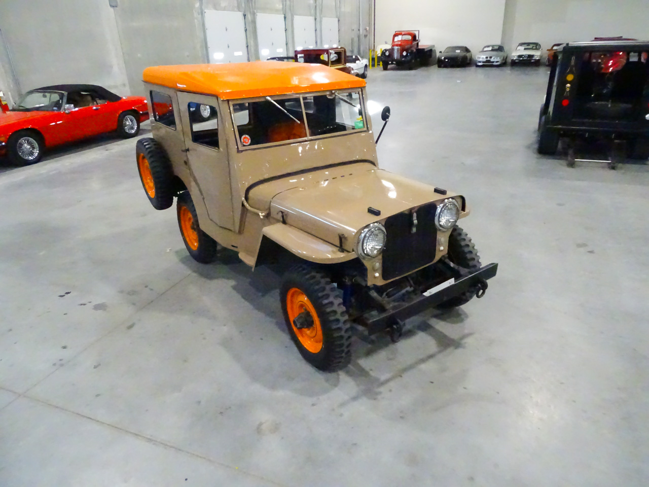 1948 Willys Jeep 97