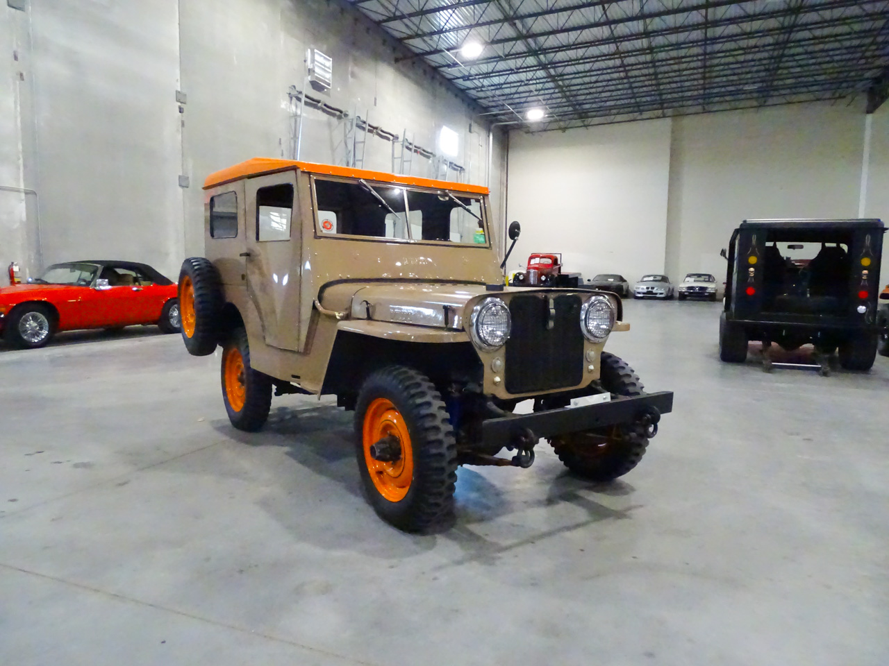 1948 Willys Jeep 13