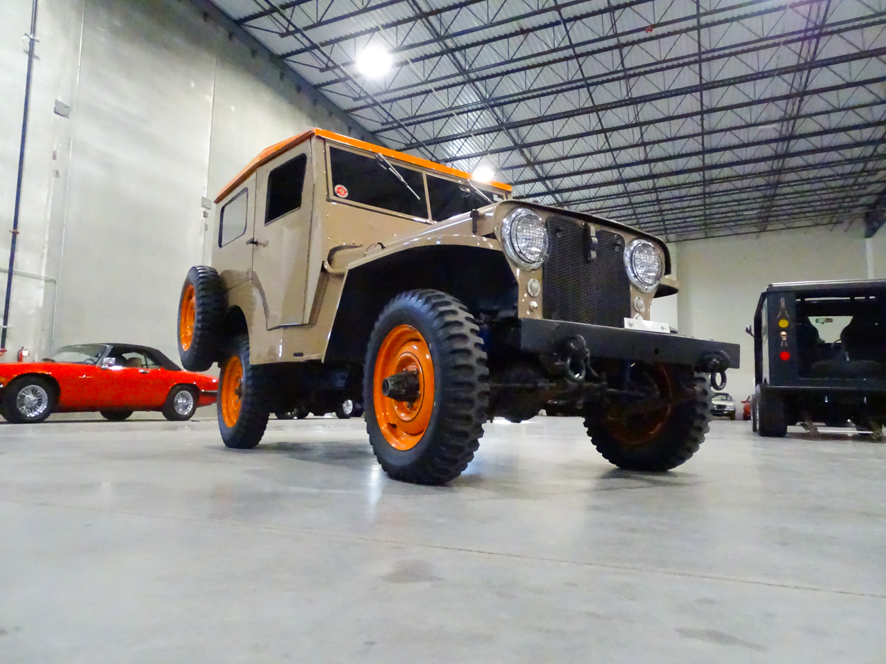 1948 Willys Jeep 14