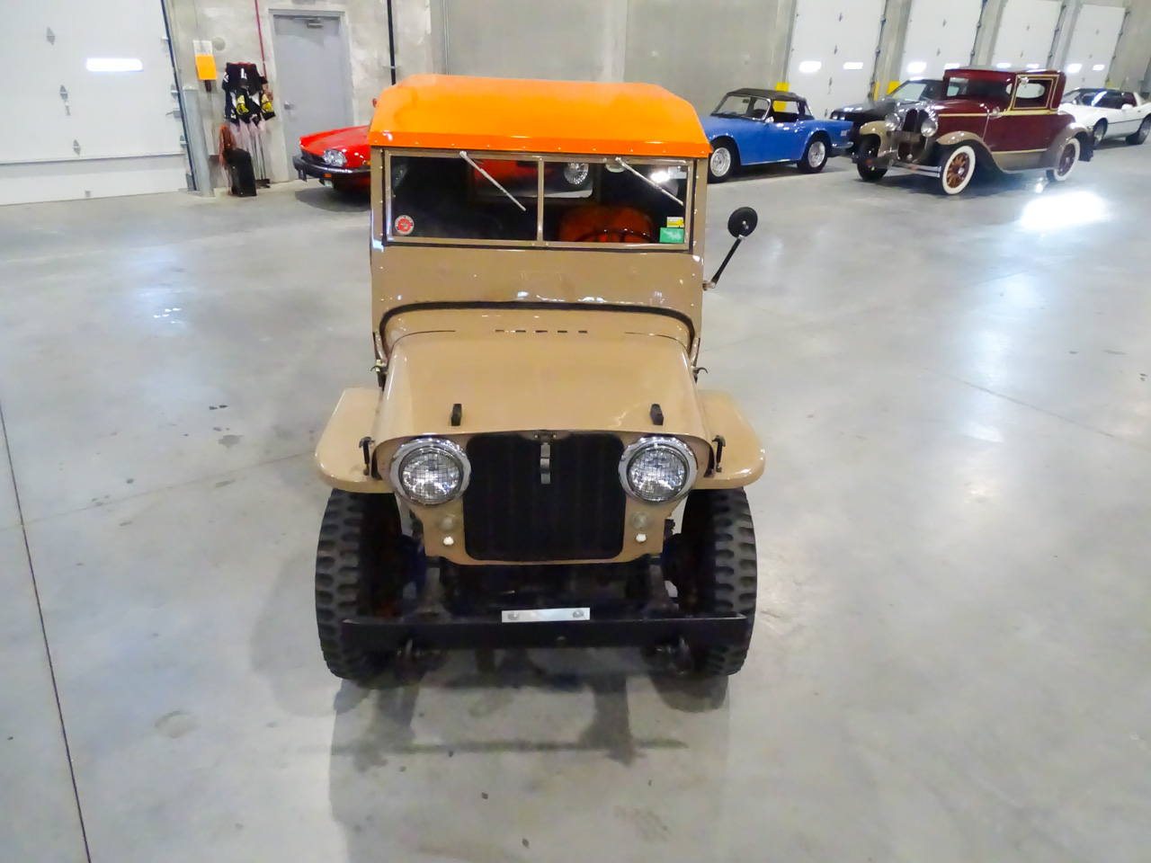 1948 Willys Jeep 99