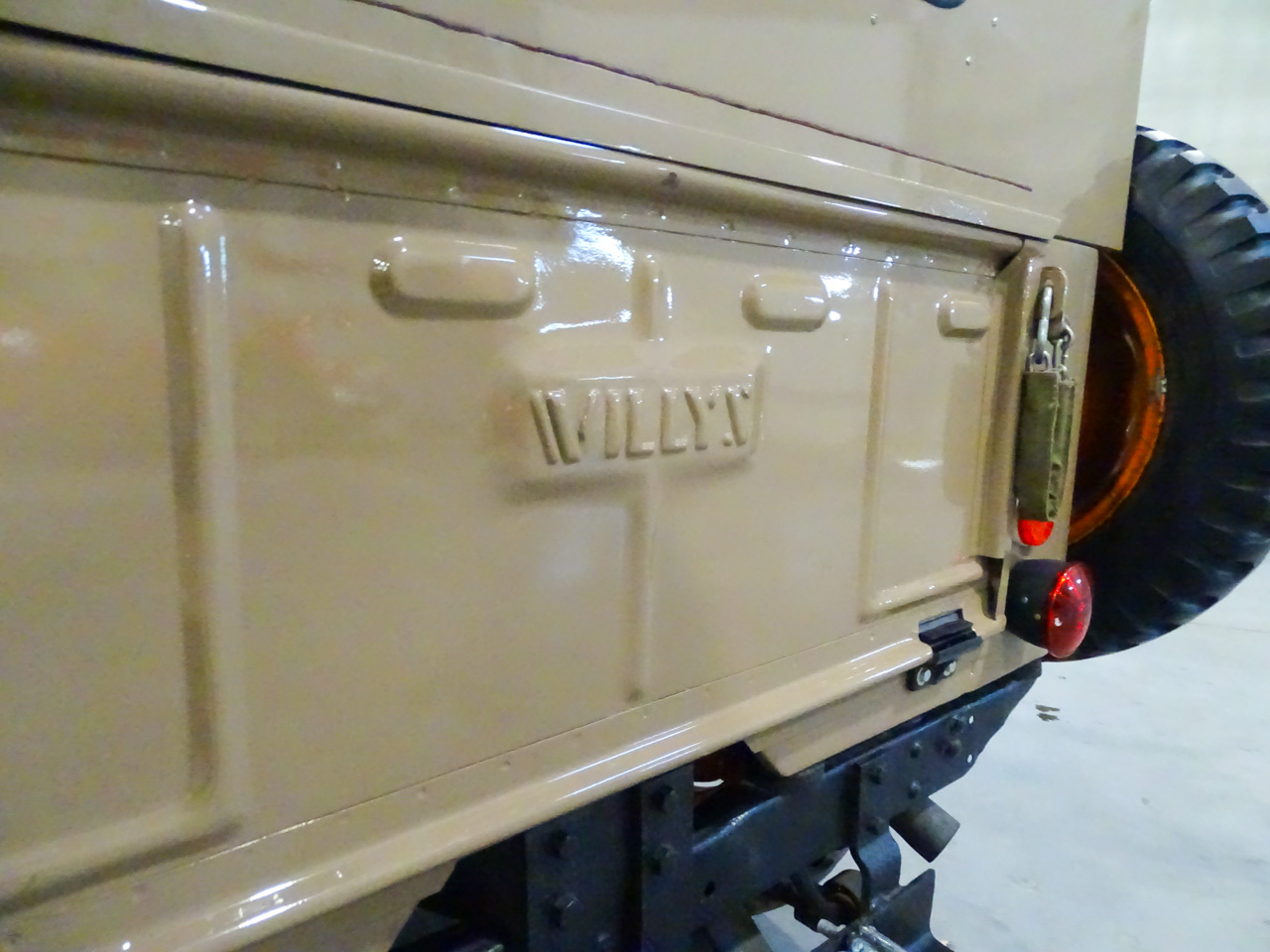 1948 Willys Jeep 37