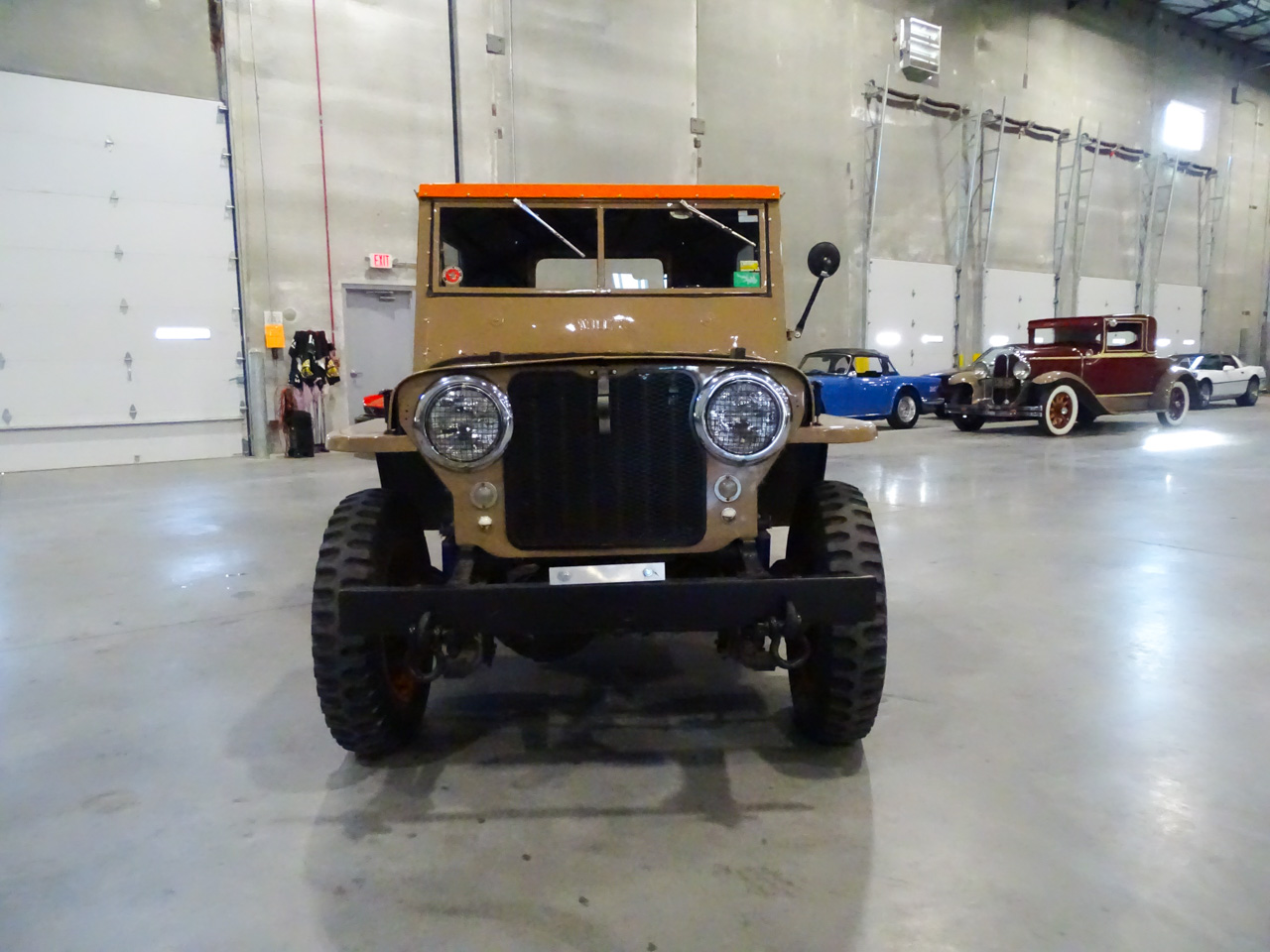 1948 Willys Jeep 15