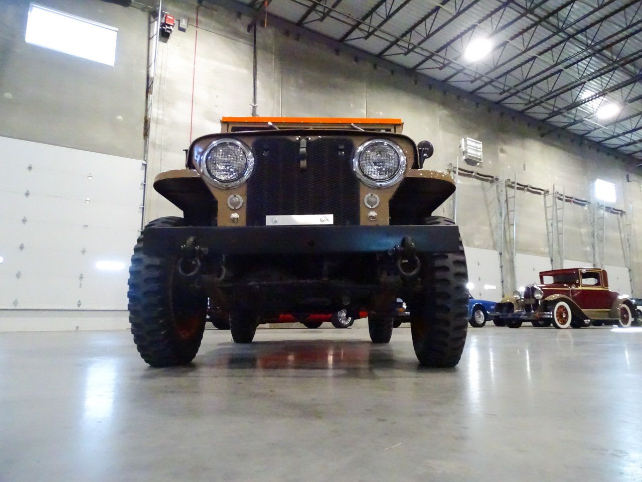 1948 Willys Jeep 16