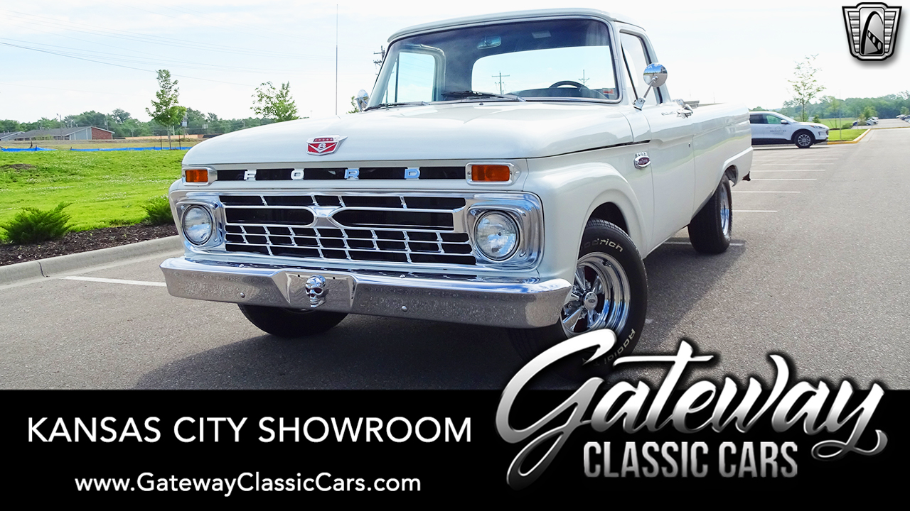 Used 1966 Ford F100