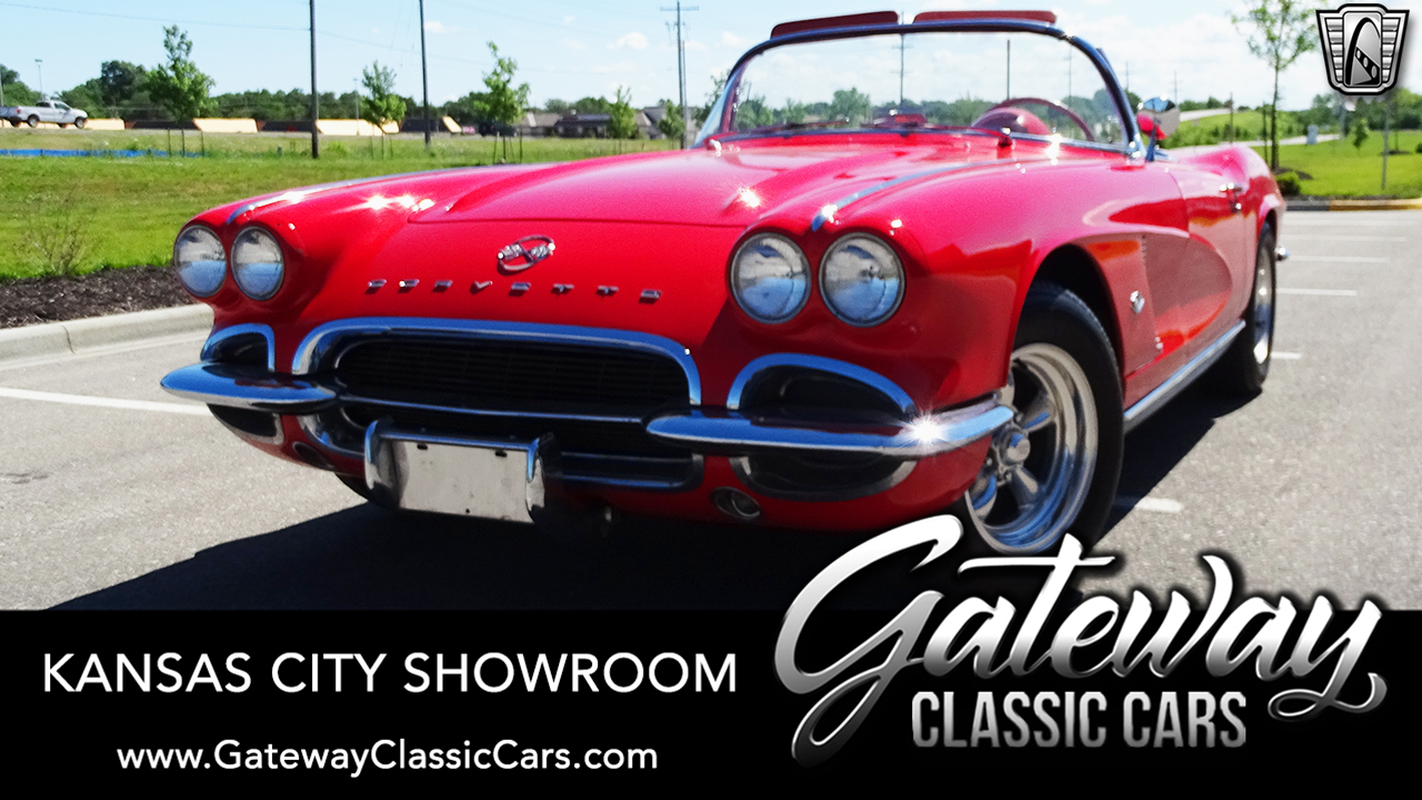 Used 1962 Chevrolet Corvette