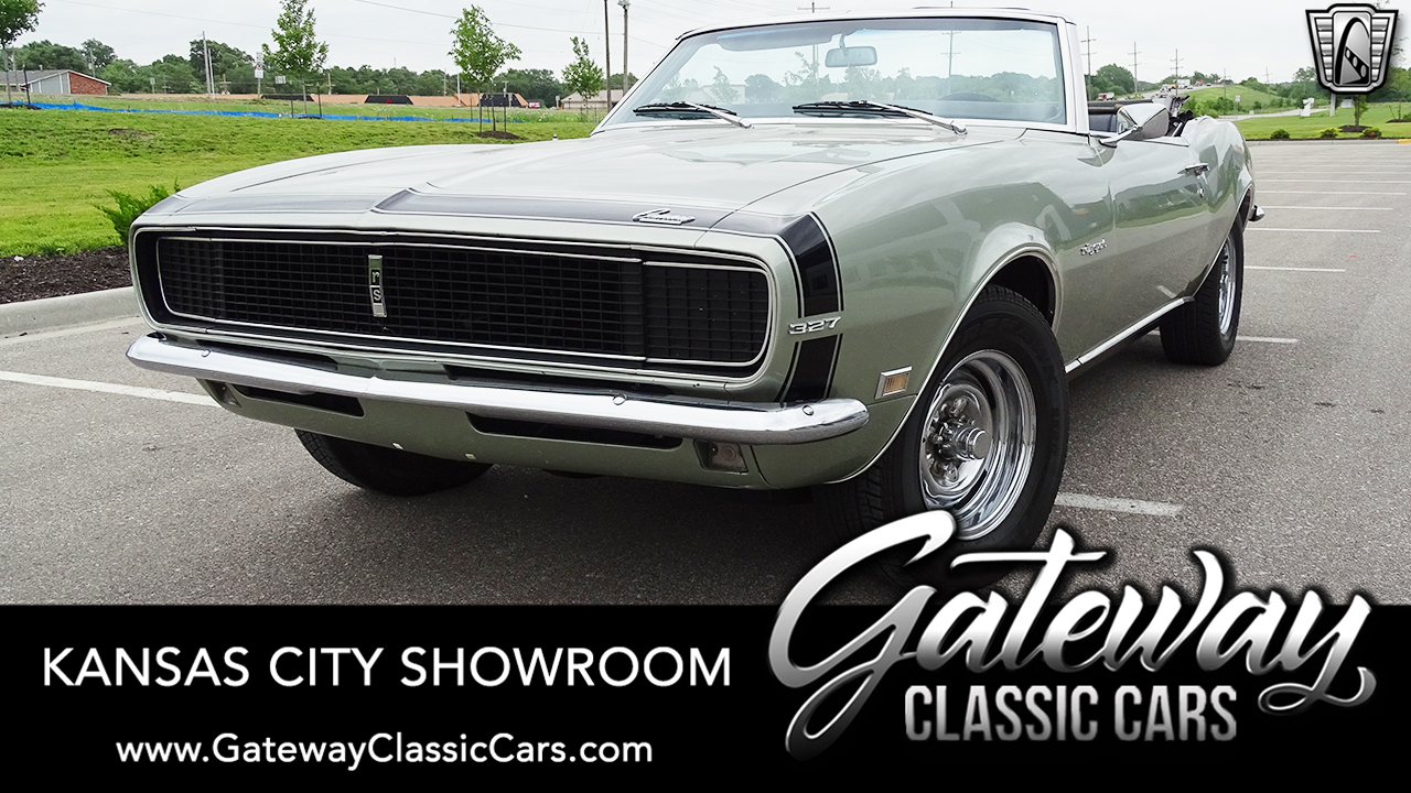 Used 1968 Chevrolet Camaro