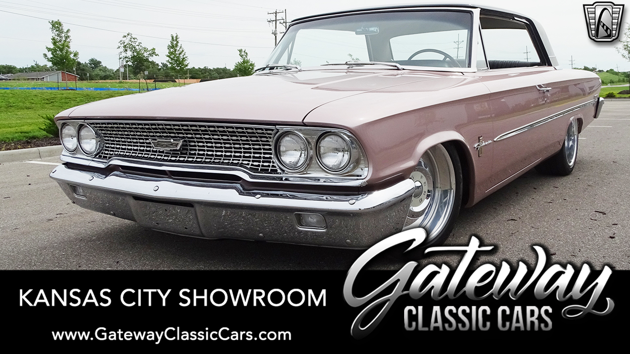 Used 1963 Ford Galaxie