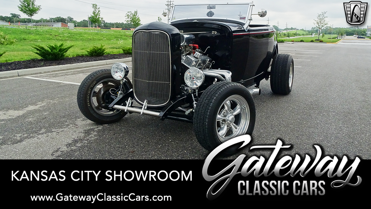 1932 Ford Rodster