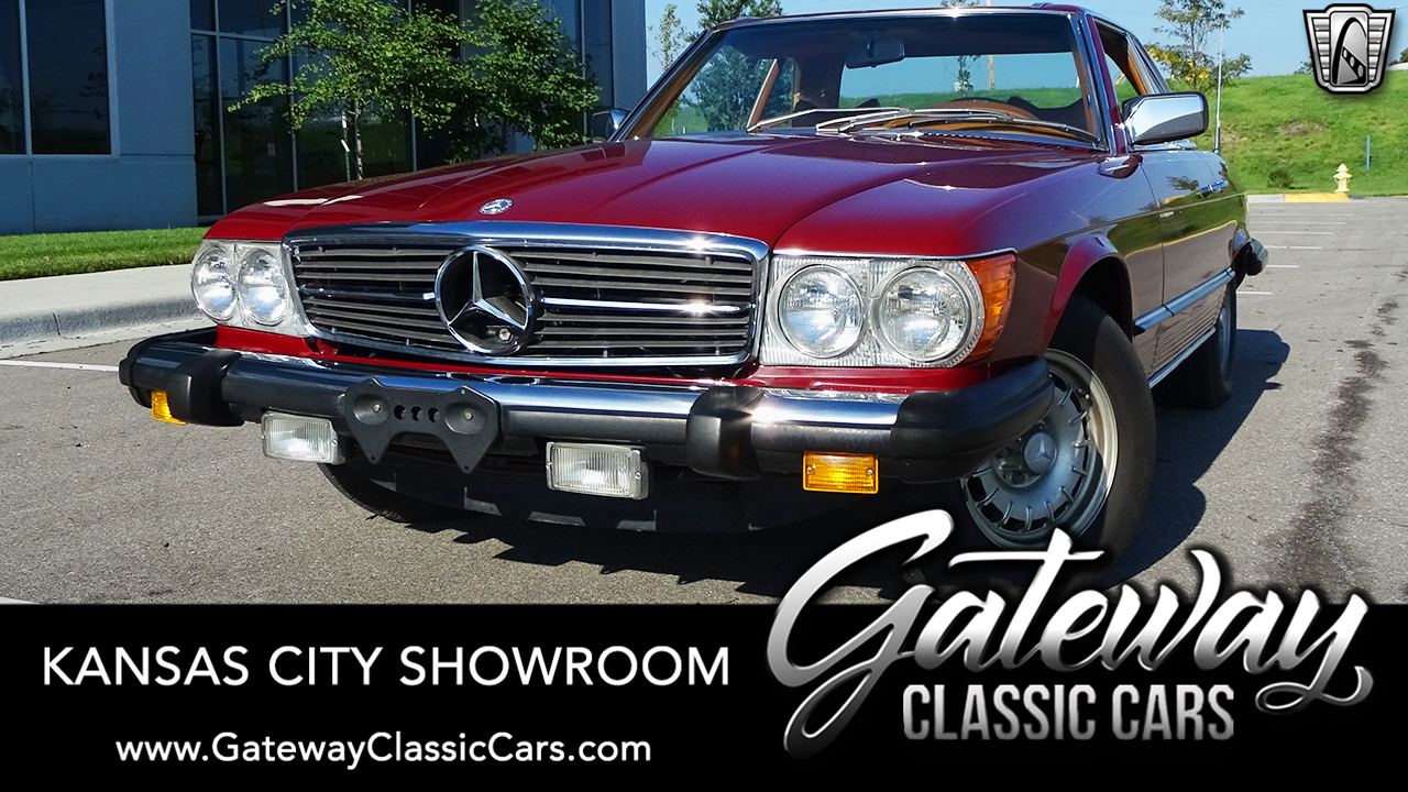 Used 1978 Mercedes-Benz 450SL