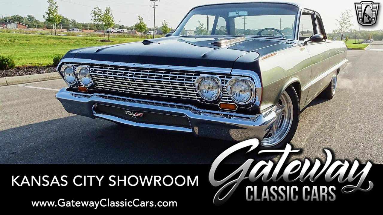 Used 1963 Chevrolet Bel Air