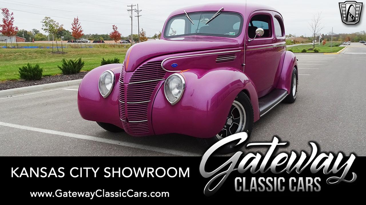 Used 1939 Ford Tudor