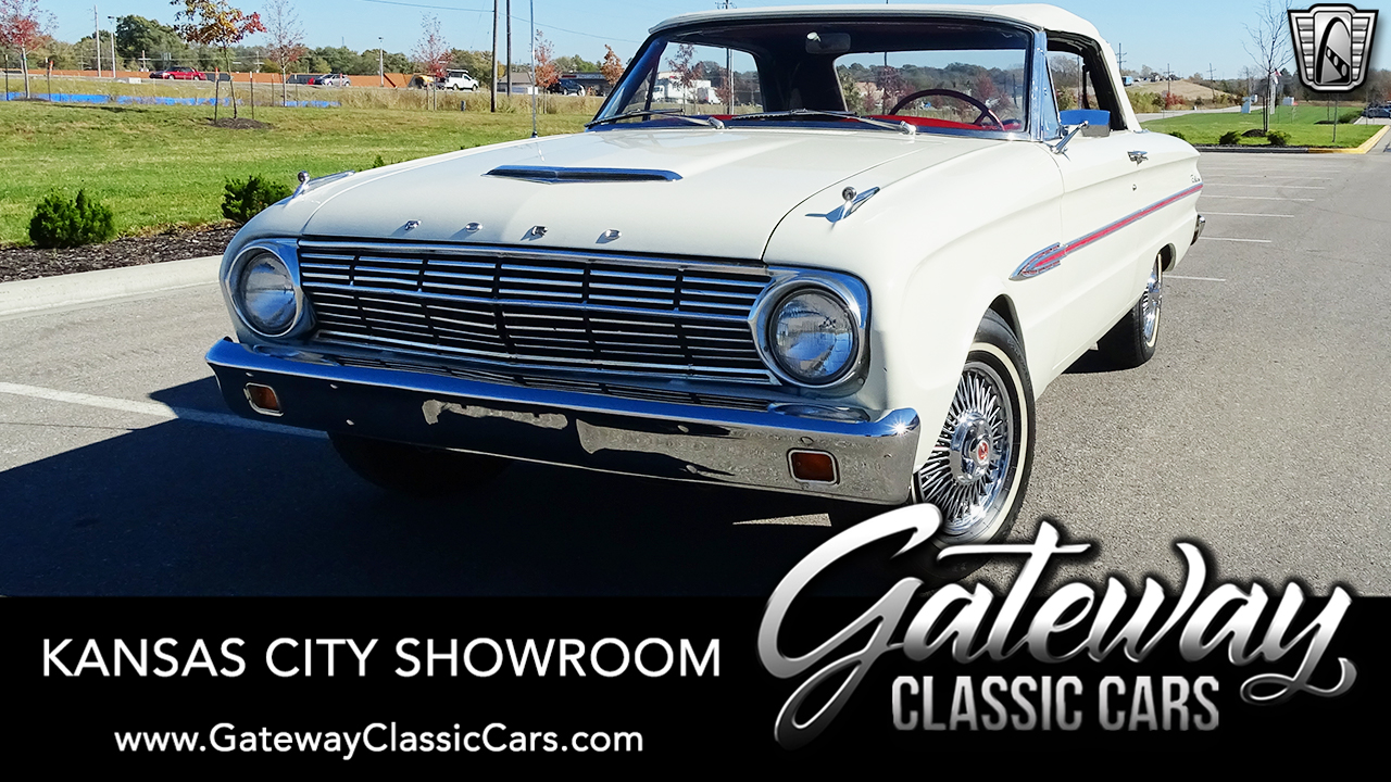 Used 1963 Ford Falcon