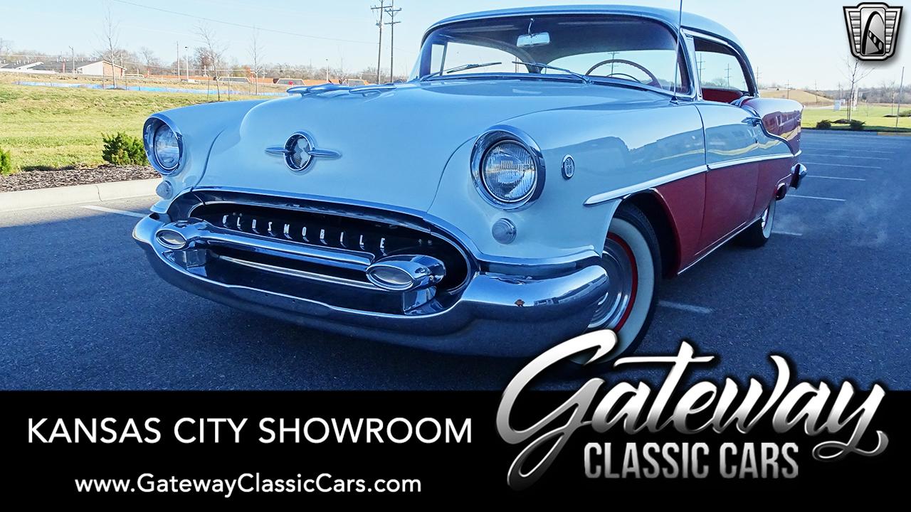 Used 1955 Oldsmobile Super 88