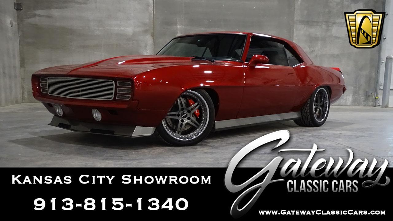 Used 1969 Chevrolet Camaro