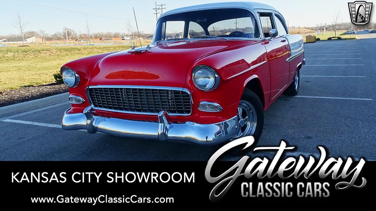 Used 1955 Chevrolet Bel Air