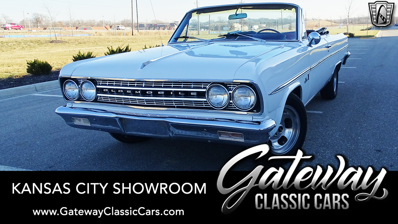 Used 1963 Oldsmobile Cutlass