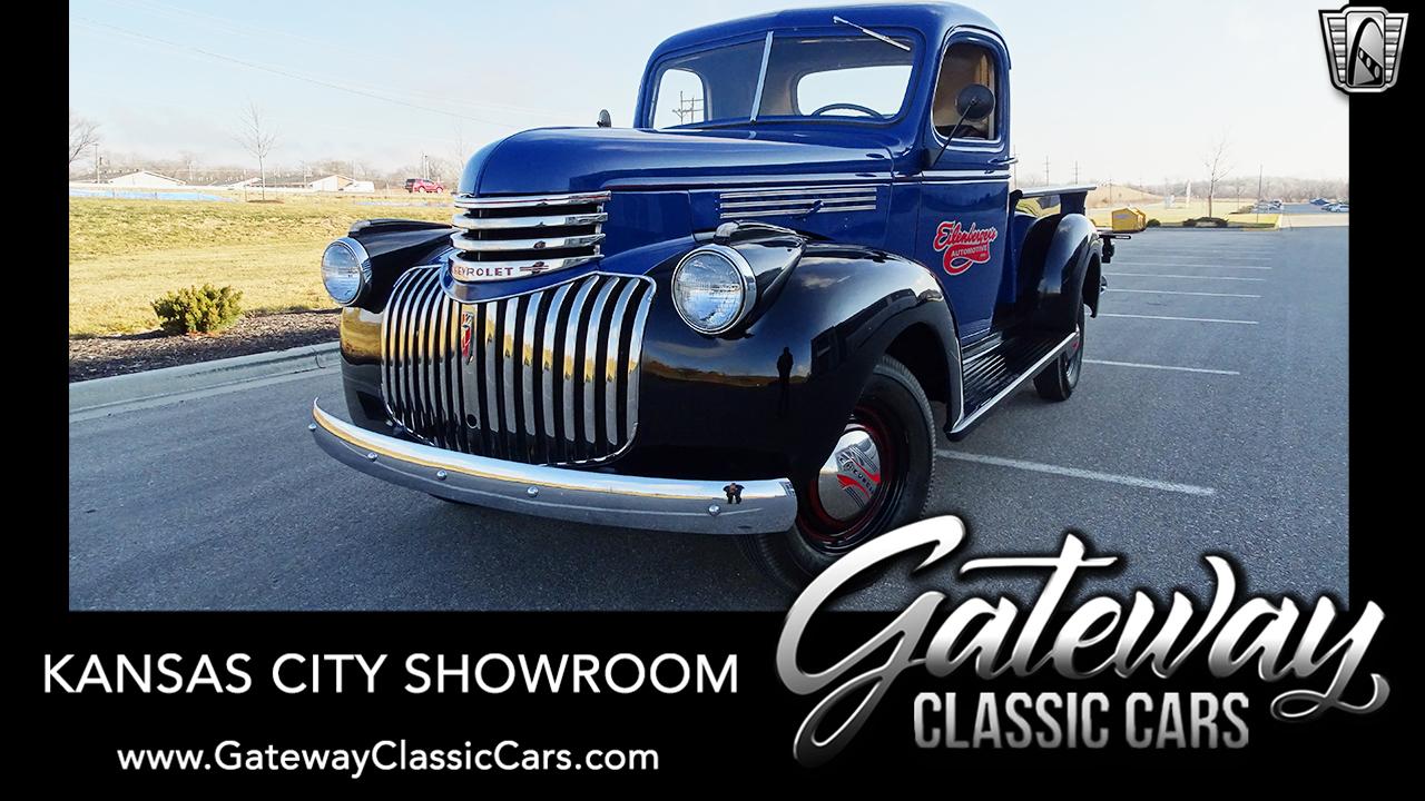 1941 Chevrolet 1/2 Ton