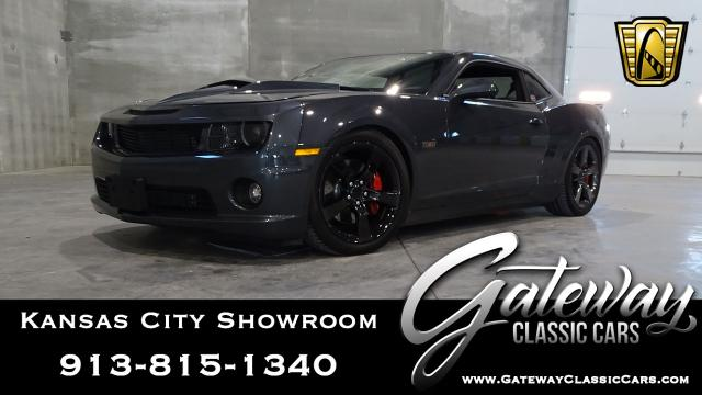 2010 Chevrolet Camaro<br><span style='font-size: large; font-style: italic'><b>SS Nickey Stage 3</b></span>