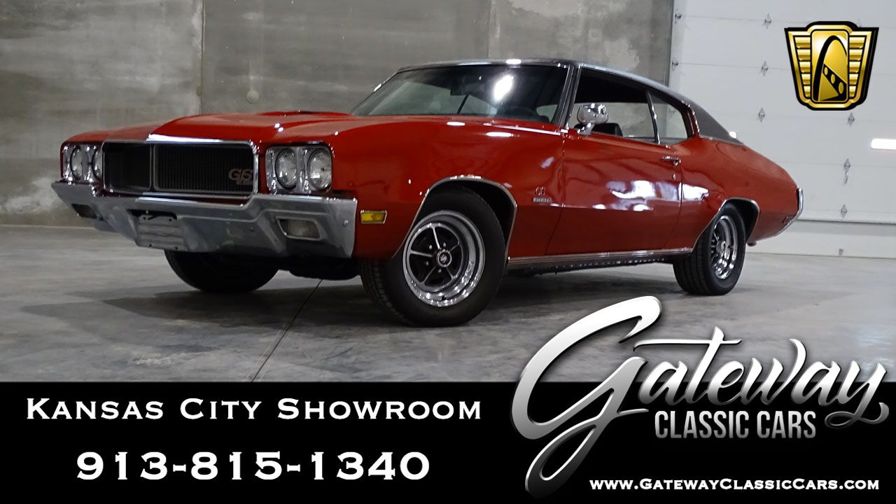 Used 1970 Buick GS