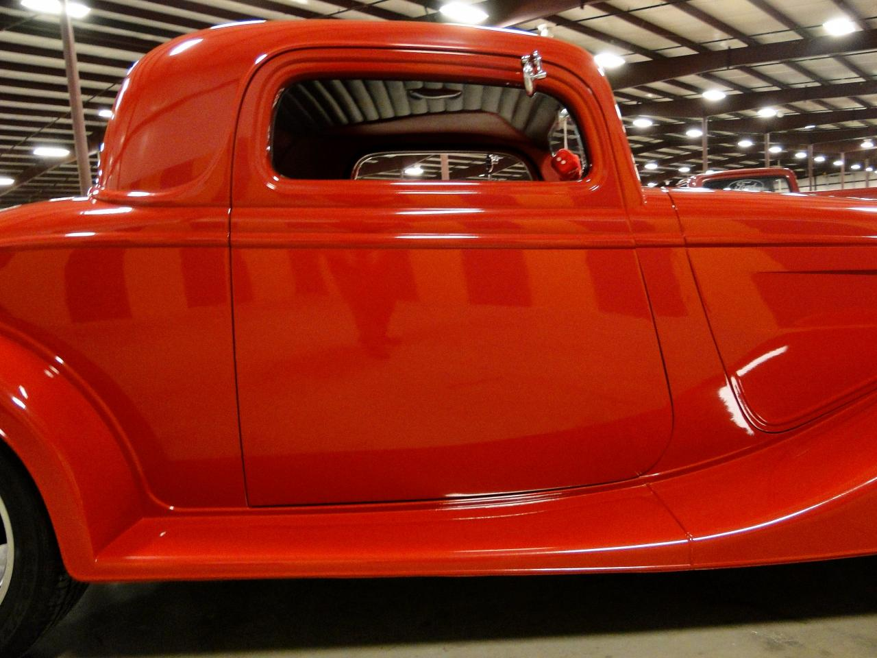 1934 ford 3 window coupe gateway classic cars 143 lou for 1934 three window coupe