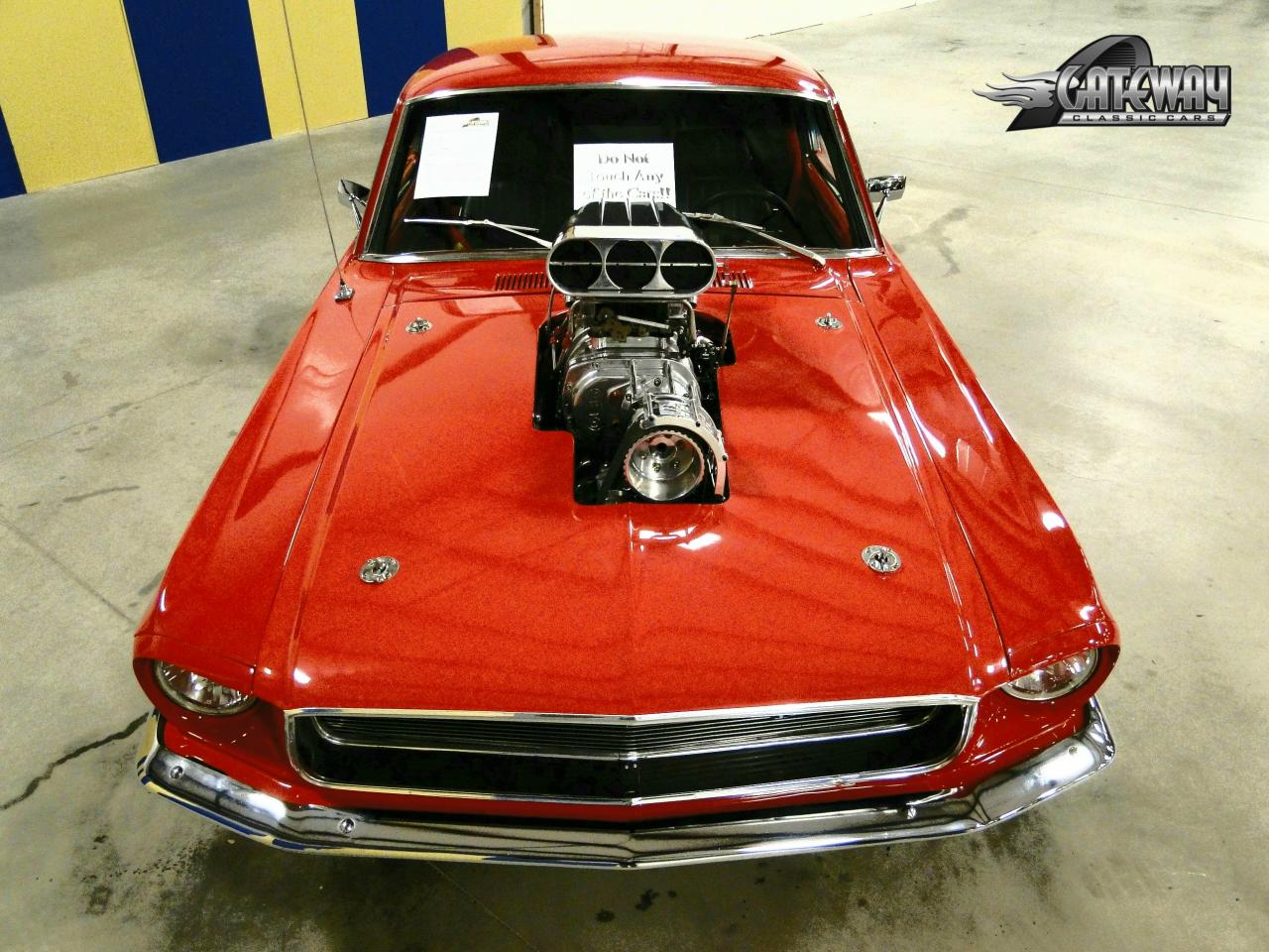 1967 Ford Mustang Fastback | Gateway Classic Cars | 169-LOU