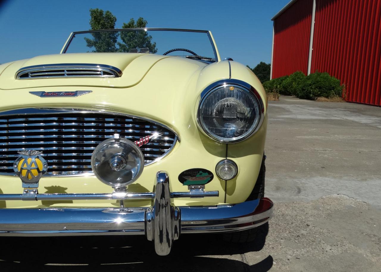 1961 Austin Healey 3000 3