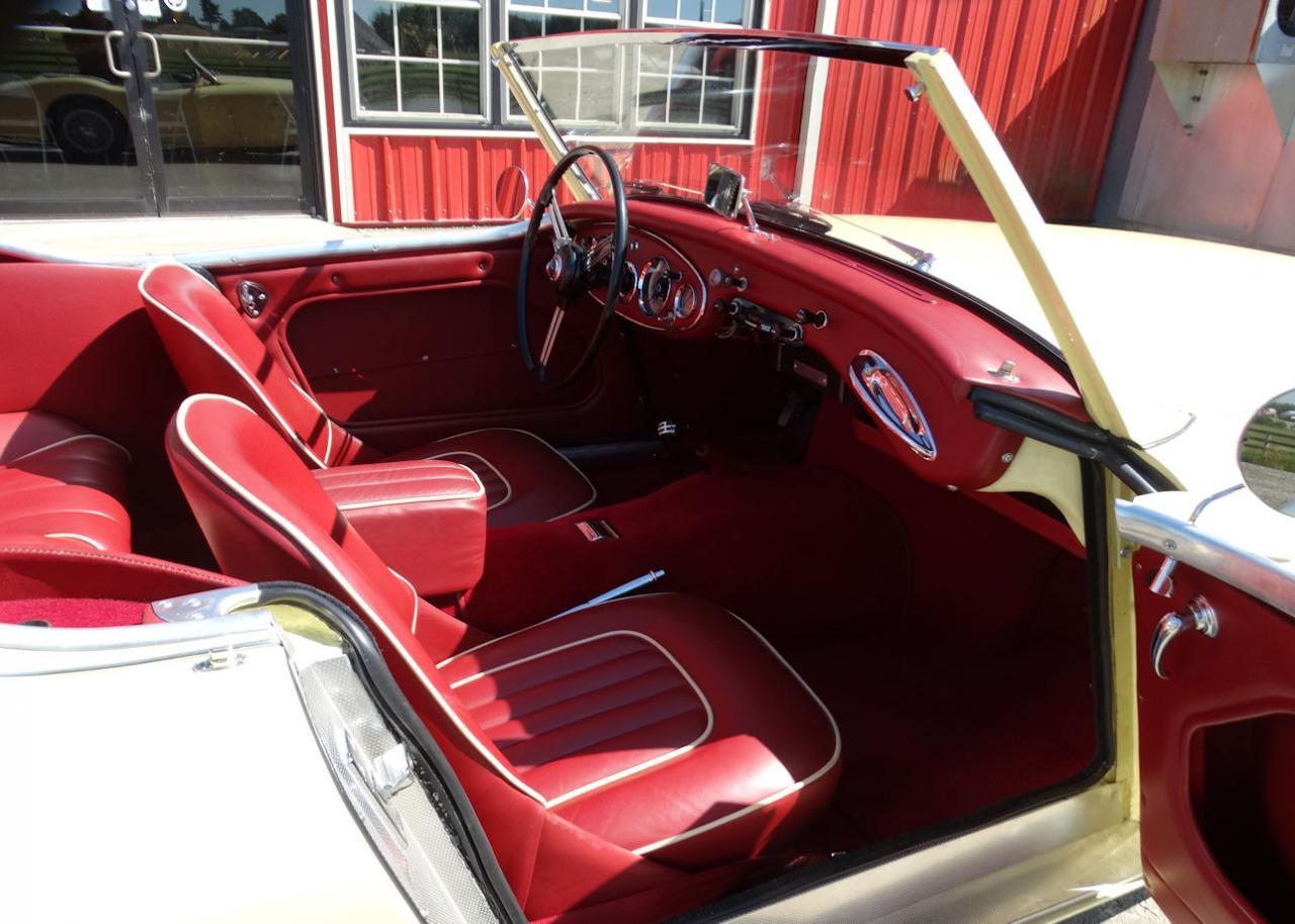 1961 Austin Healey 3000 10