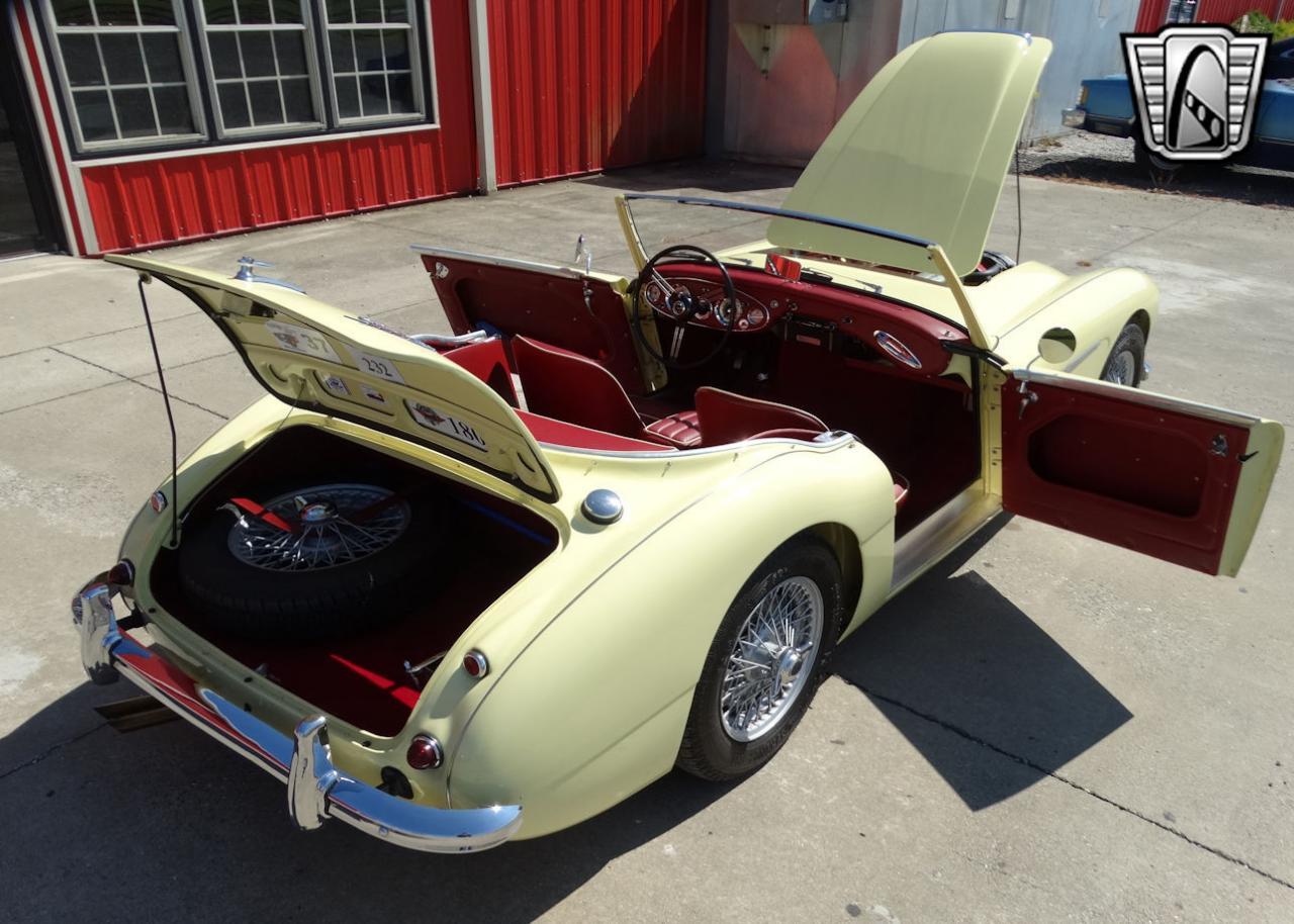 1961 Austin Healey 3000 14