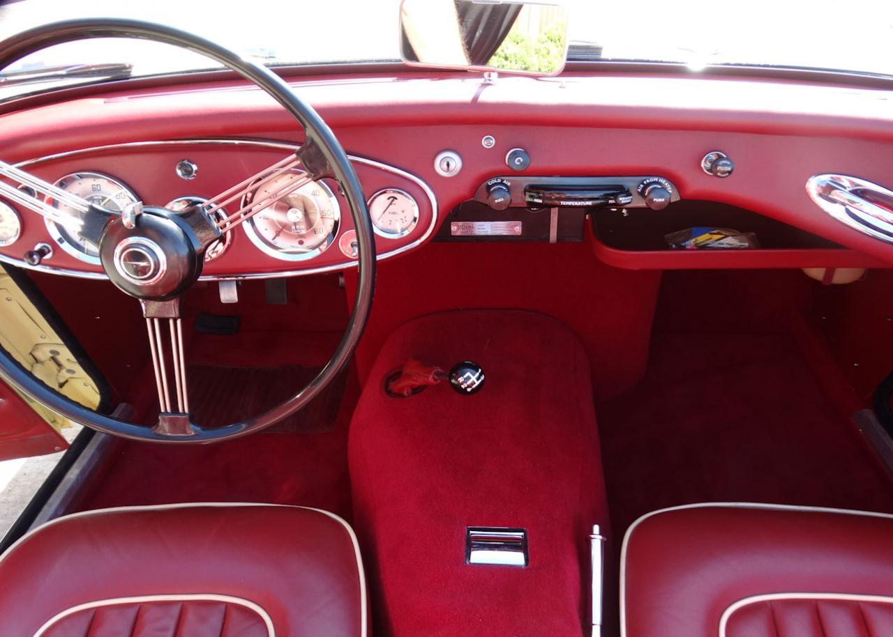 1961 Austin Healey 3000 15