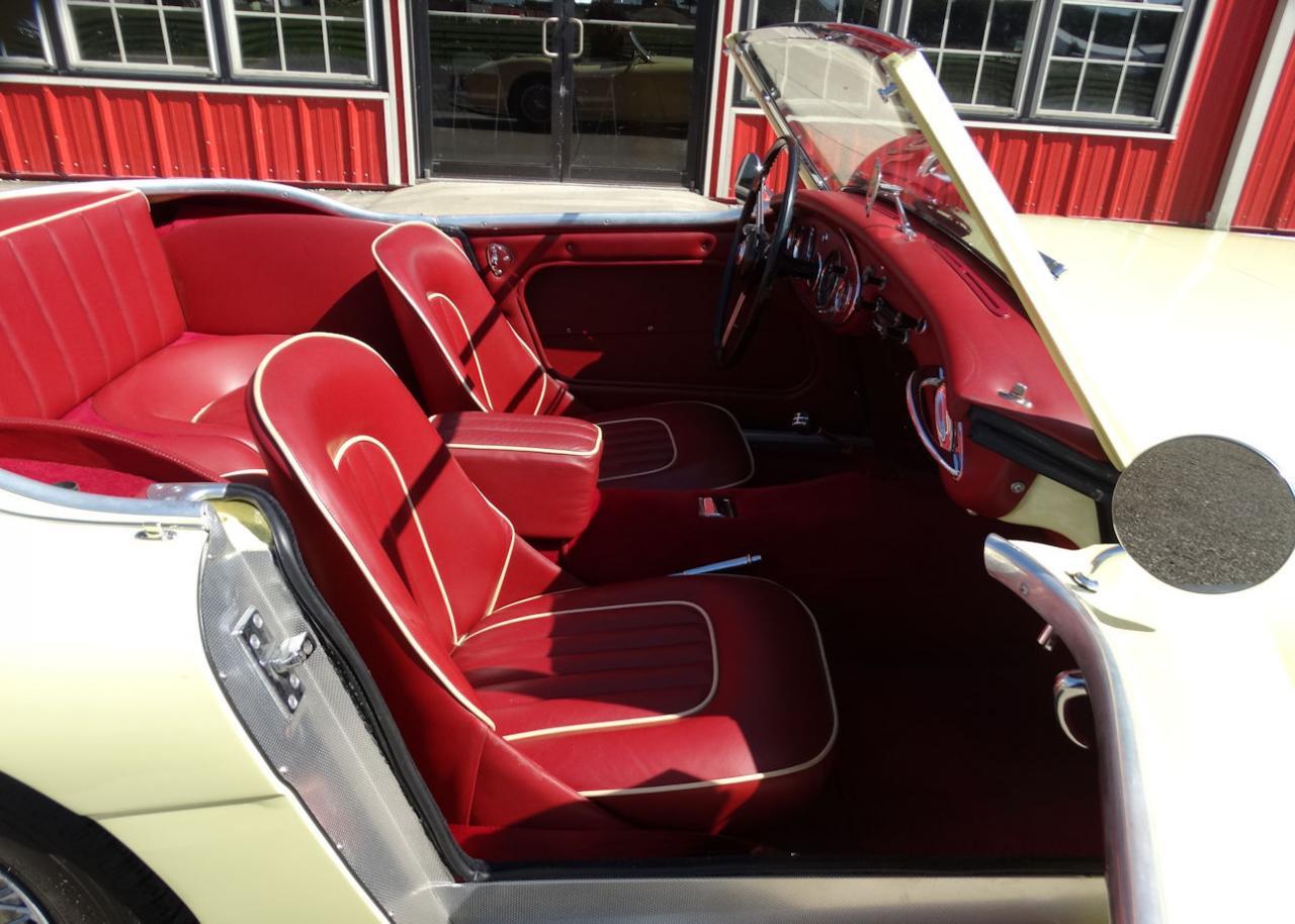 1961 Austin Healey 3000 16